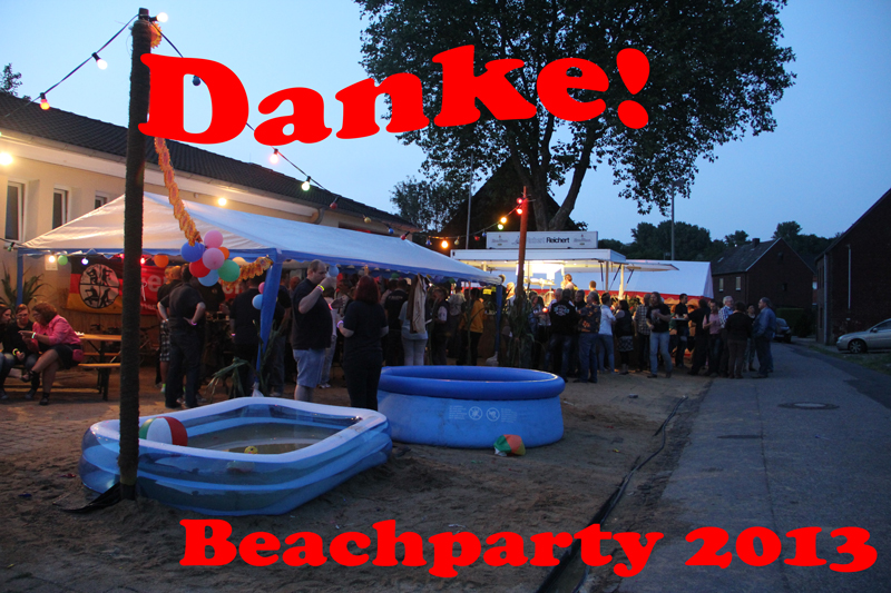 Beachparty.2013.Danke